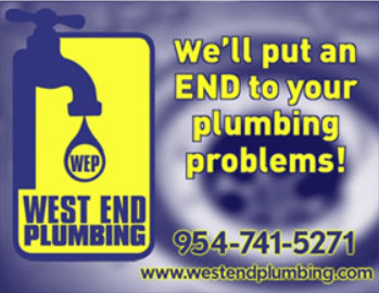 West End Plumbing in Parkland