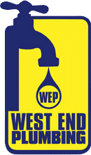 West End Plumbing Logo