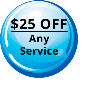 $25 OFF - Any Services