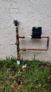 Water Supply Meter