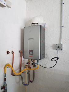 Rinnai - Water Heater Service
